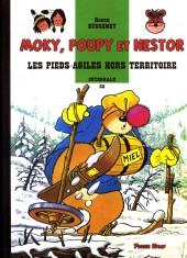 Moky, Poupy et Nestor -32- Les pieds-agiles hors territoire