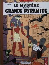 Blake et Mortimer (Les Aventures de) -4TT- Le Mystère de la Grande Pyramide - Tome I