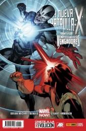 La nueva Patrulla-X -5- Fuera de Lugar (Partes 2 y 3)