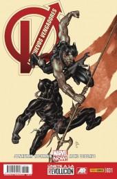 Nuevos Vengadores (Los) v2 -31- Tronos