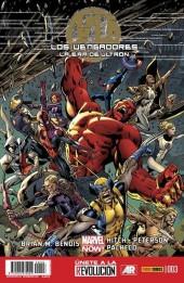 Vengadores (Los): La Era de Ultrón -3- Libros Cinco y Seis