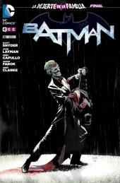 Batman (en espagnol) -16- La Muerte de la Familia: Final