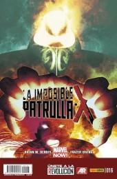 La imposible Patrulla-X -16- Magik. Partes 2 y 3