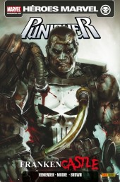 Punisher (en espagnol, Marvel Héroes) -3- FrankenCastle