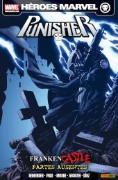 Punisher (en espagnol, Marvel Héroes) -4- FrankenCastle: Partes Ausentes