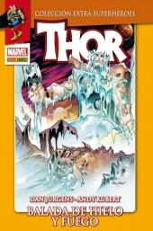 Colección Extra Superhéroes - Thor -3- Balada de Hielo y Fuego