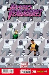 Jóvenes vengadores v2 -5- El Peaje