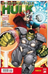 Indestructible Hulk -16- Dioses y Monstruos Parte 3