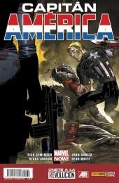 Capitán América (Vol. 8) -32- La extraña guerra de la dimensión Z Parte 4