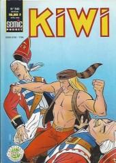 Kiwi -540- Le serpent et le géant !