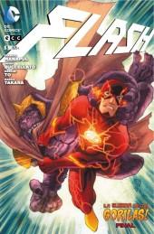 Flash (en espagnol) -5- ¡La Guerra De Los Gorilas! Final