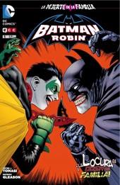 Batman y Robin -5- ¡La Locura Es Cosa De Familia!
