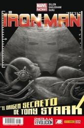 Invencible Iron Man (El) -32- El Origen Secreto de Tony Stark Parte 2