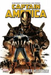 Captain America (Marvel Deluxe) -3- L'hiver meurtrier
