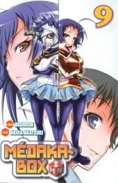 Medaka-Box -9- Volume 9