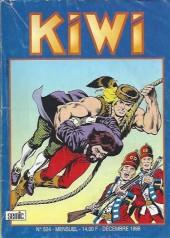 Kiwi -524- Chasseur de primes !