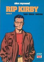 Rip Kirby -3- Les deux mères