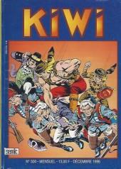 Kiwi -500- L'école des espions !