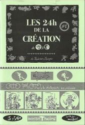Les 24h de la création -1- N°1