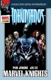 Colección Extra Superhéroes - Inhumanos -1- Marvel Knights