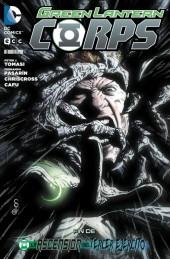 Green Lantern Corps (en espagnol)