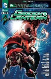 Green Lantern (Linterna Verde): Números Únicos - Green Lantern Especial: Prólogo - La ascensión del tercer ejército