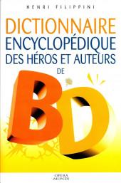 (DOC) Encyclopédies diverses -31- Dictionnaire encyclopédique des héros et auteurs de BD