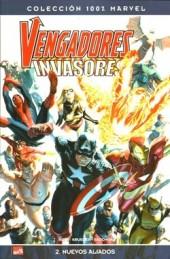 100% Marvel: Vengadores / Invasores -2- Nuevos Aliados