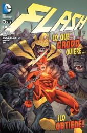 Flash (en espagnol) -3- Lo Que Grodd Quiere... ¡Lo Obtiene!