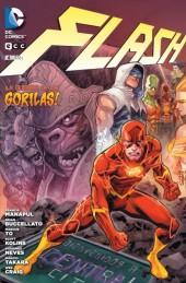 Flash (en espagnol) -4- ¡La Guerra De Los Gorilas!