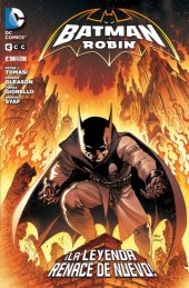 Batman y Robin -4- ¡La Leyenda Renace De Nuevo!