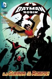 Batman y Robin -3- ¡La Guerra De Los Robins!