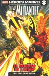 Nuevos Mutantes (Volumen 2 Panini) -1- El Regreso de Legion