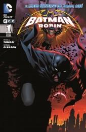 Batman y Robin -1- Padre E Hijo