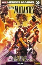 Nuevos Mutantes (Volumen 2 Panini) -3- La Caída de los Nuevos Mutantes