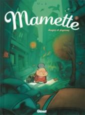 Mamette -1a2013- Anges et pigeons
