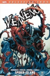 100% Marvel: Veneno -2- Spider-Island