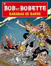 Bob et Bobette -323- Barabas se barre