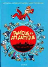 Spirou et Fantasio (Une aventure de.../Le Spirou de...) -6b- Panique en atlantique