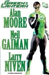 Green Lantern (Linterna Verde): Números Únicos - Green Lantern de Alan Moore, Neil Gaiman y Larry Niven