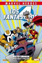 Marvel Héroes -45- Los 4 Fantásticos de Walter Simonson