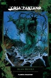 La cosa del Pantano de Alan Moore -2- La Cosa Del Pantano de Alan Moore Nº 02 (de 03)