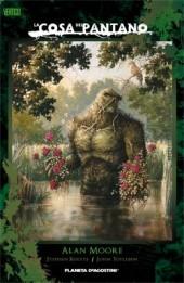 La cosa del Pantano de Alan Moore -1- La Cosa Del Pantano de Alan Moore Nº 01 (de 03)