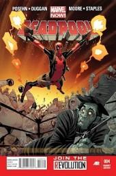 Deadpool (Marvel France 4e série - 2013) -2- Les morts aux trousses