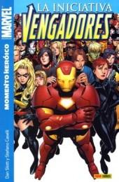 Vengadores (Los): La Iniciativa -1- Momento Heróico