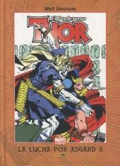 Best of Marvel Essentials - Thor de Walt Simonson -5- La lucha por Asgard II
