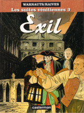 Les suites Vénitiennes -3- Exil