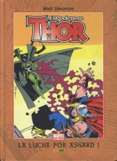 Best of Marvel Essentials - Thor de Walt Simonson -4- La lucha por Asgard I