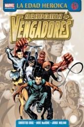 Academia Vengadores -1- Superdotados y talentosos