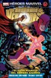 Academia Vengadores -2- El gran regreso del Hombre Gigante